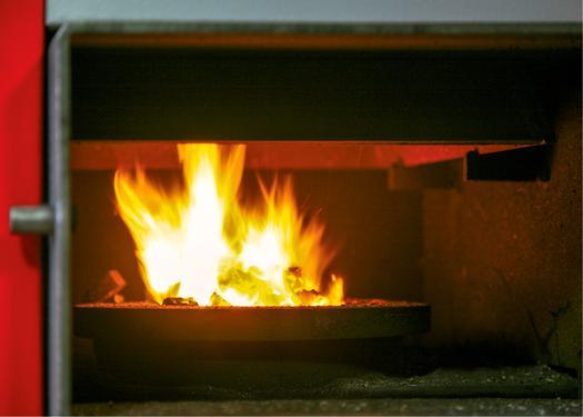 Wybierz kocioł na węgiel, jeśli... Chcesz mieć możliwość używania różnych paliw